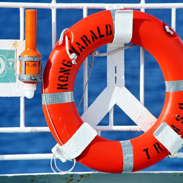 safety culture, life buoy